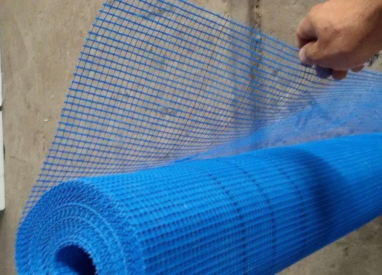 штукатурная сетка для внутренних пластиковая