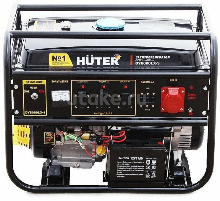 Бензиновый генератор для рыбалки