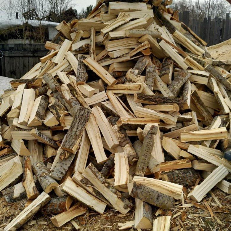 дрова купить в архангельске