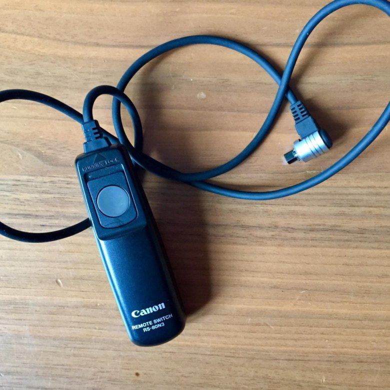 Пульт тросик для фотоаппарата