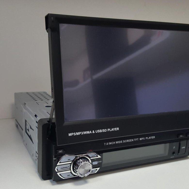 Картинки автомагнитола с выдвижным экраном