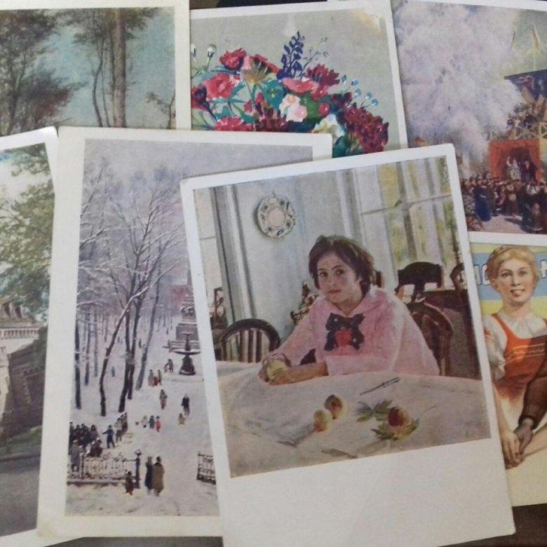 Наталья мальцева, сколько стоят старые открытки цена
