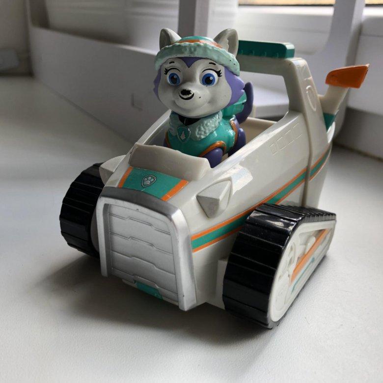 Эверест из щенячьего патруля фото игрушка себе