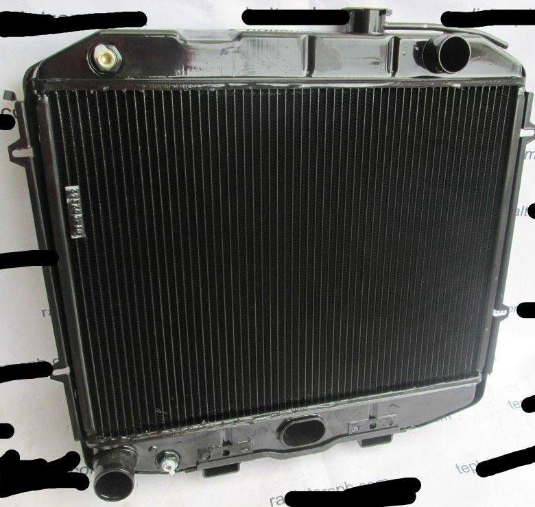 Радиатор на уаз в картинках