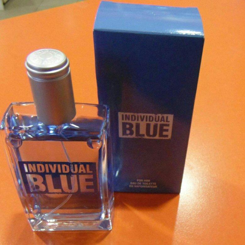 Туалетная вода individual blue купить пластиковый ящик для хранения косметики купить