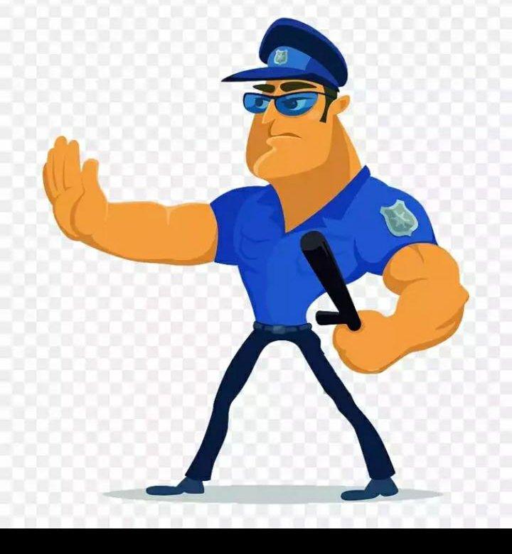Веселые картинки охранников