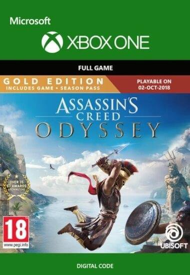 assassins creed odyssey gold editionfull unlocked - 380×549