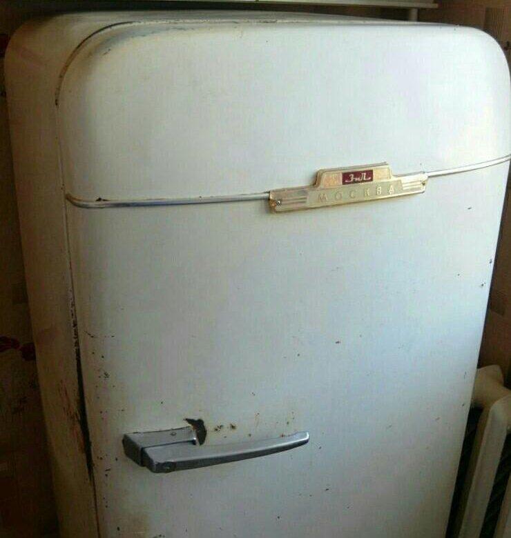 Старые холодильники фото