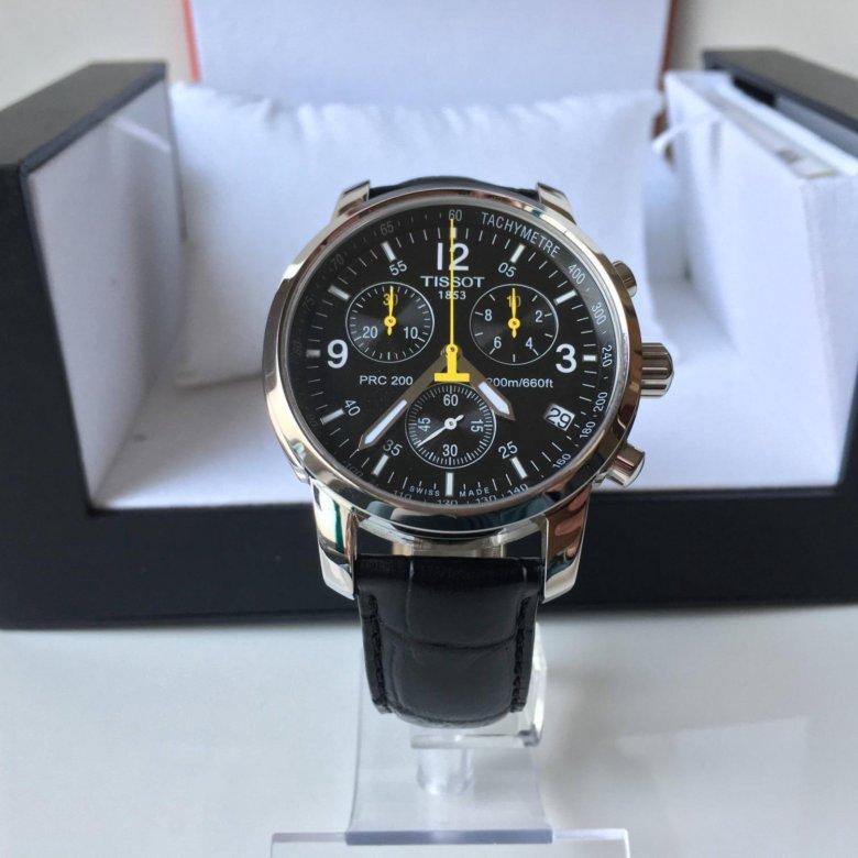 Часы Tissot PRC 200 во Владивостоке