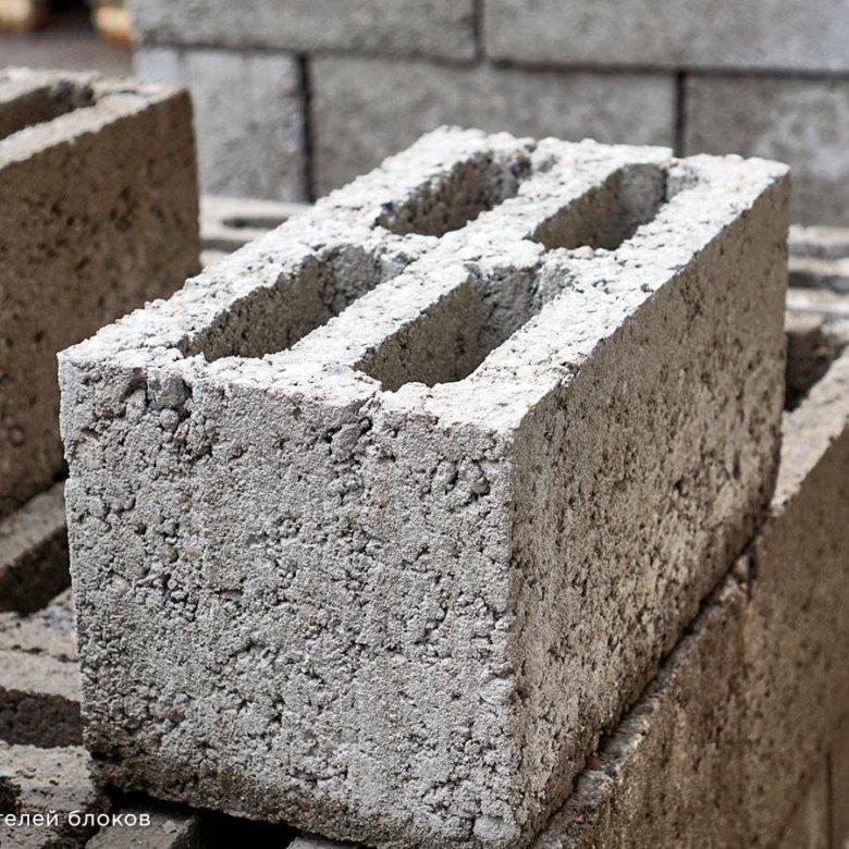 виды керамзитобетонного блока