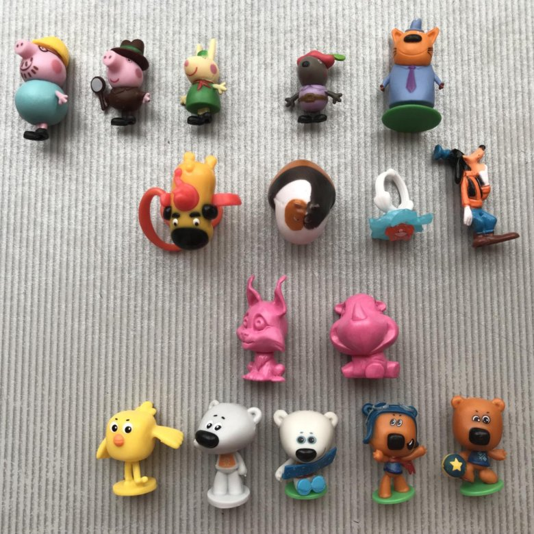 Картинки игрушек лапусики