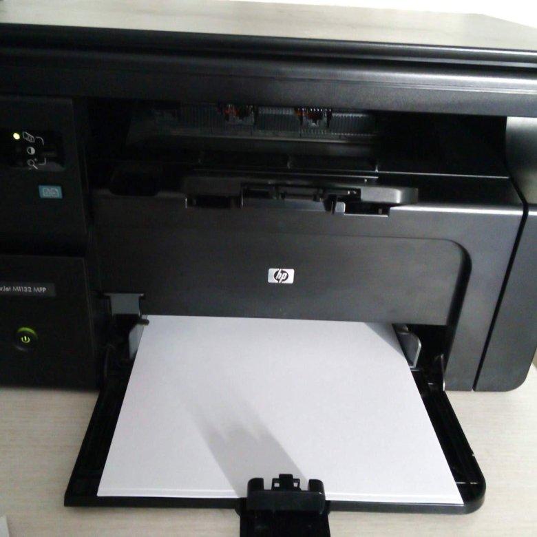 скачать драйвер на принтер hp laserjet 1132 mfp бесплатно