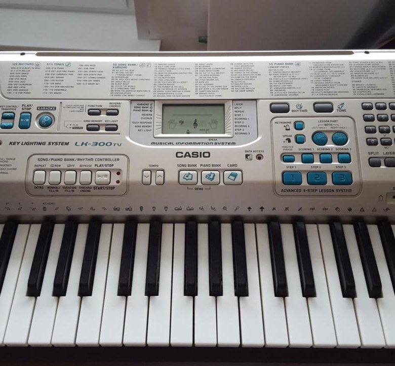 LK-300TV MIDI DRIVERS PC