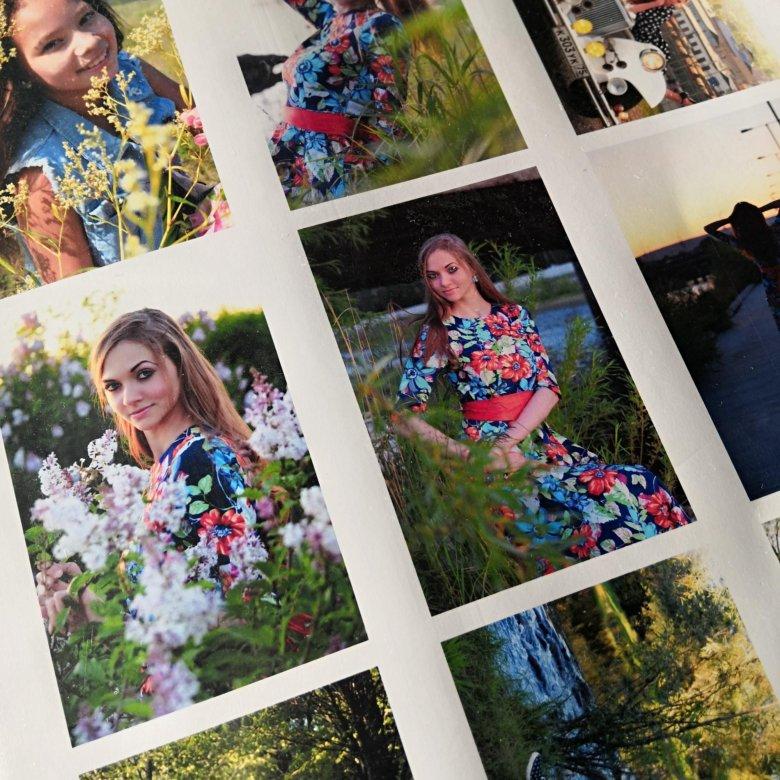 Распечатывание фотографий в железнодорожном