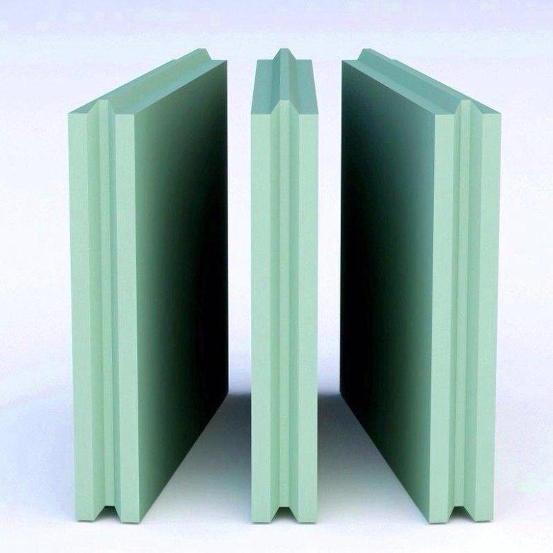 гипсолитовые блоки