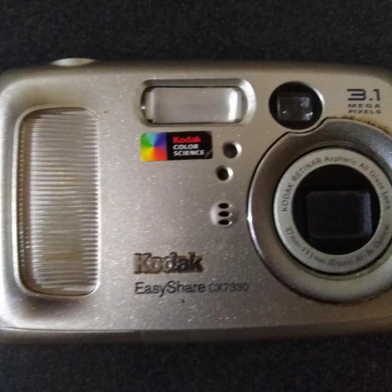 цифровой фотоаппарат кодак описание блюдо можно