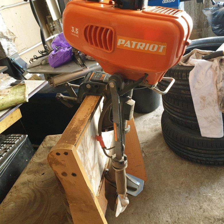 Отзывы о Мотор лодочный Patriot Bm 120