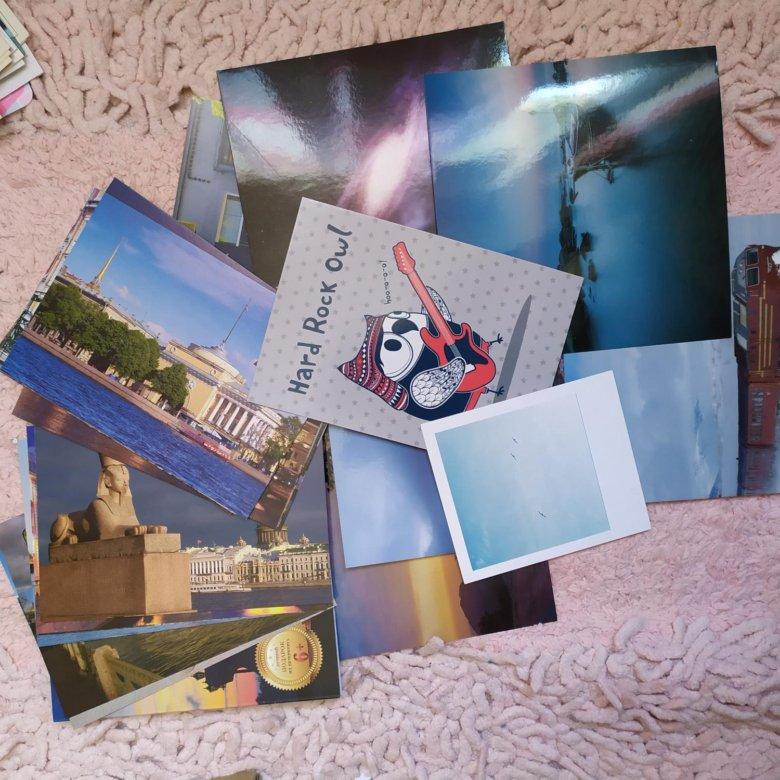 Посткроссинг размер открытки