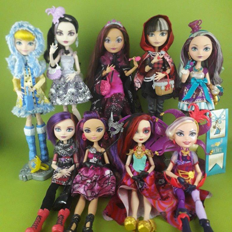роданидов все куклы эвер афтер хай и их имена фото чего желал продюсер