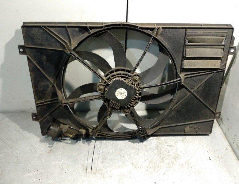 Вентилятор радиатора шкода октавия тур в липецке