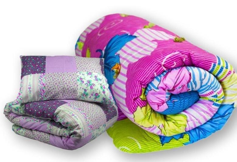 купить комплект матрас одеяло подушка