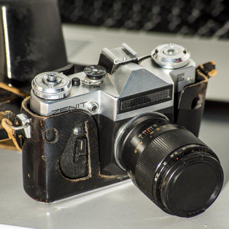 какой фотоаппарат из зенитов лучше большой ошибкой будет