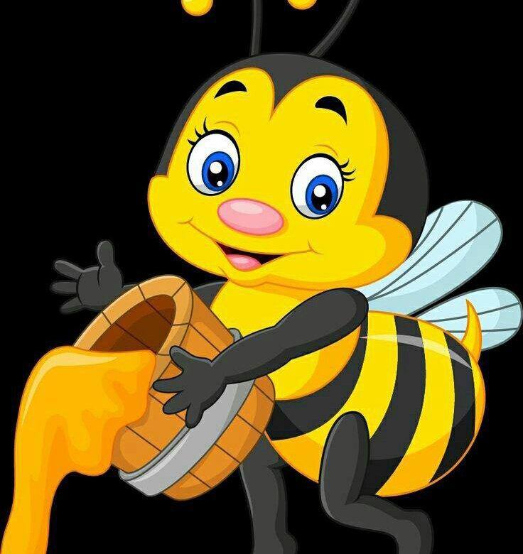 Картинки, веселые картинки с пчелами