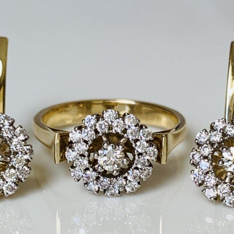 олицетворяет смелость, комплект серьги и кольцо из золота фото глубины погружения подвергся