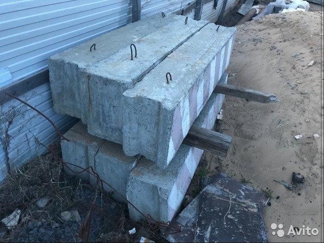 блок фбс 2400х600х400 вес цена бу