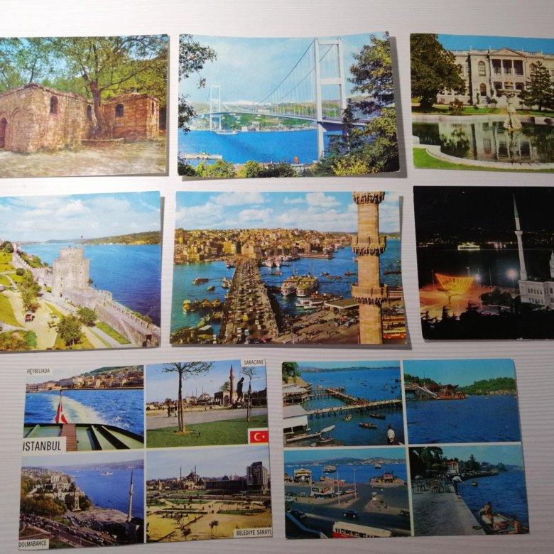 Доставка открыток по турции