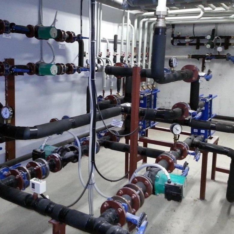 ремонт оборудования водоснабжения