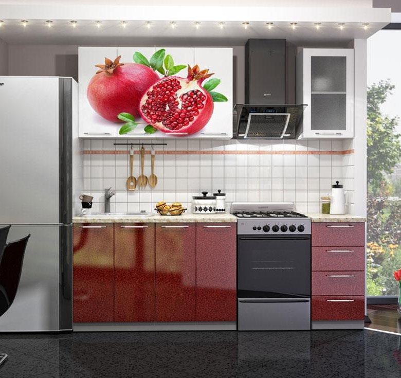 Кухни эконом класса фотопечать пенза