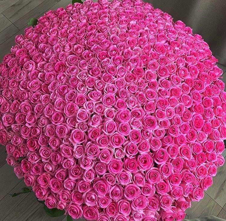 Блэк, букет 1001 роза цена