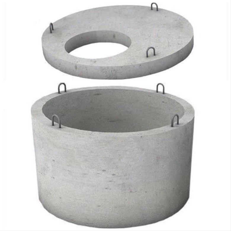 Кольца бетонные картинки