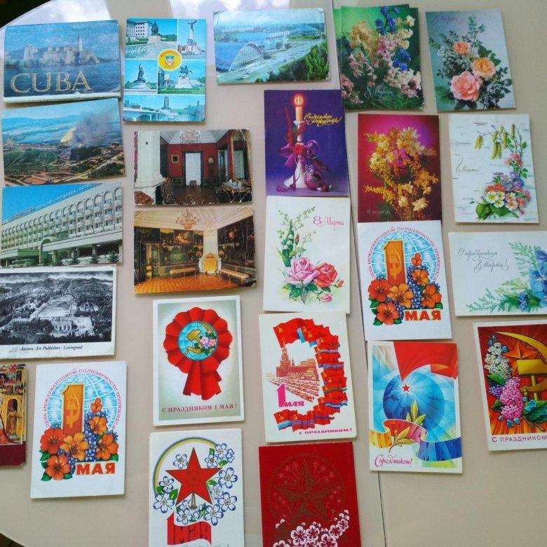 Коллекционирование художественных фотографических открыток