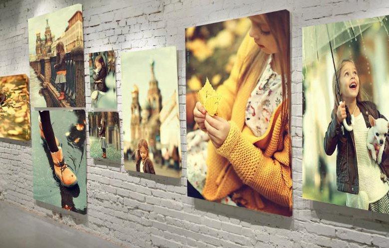 замечательное печать фотографий на баннере как разжигая