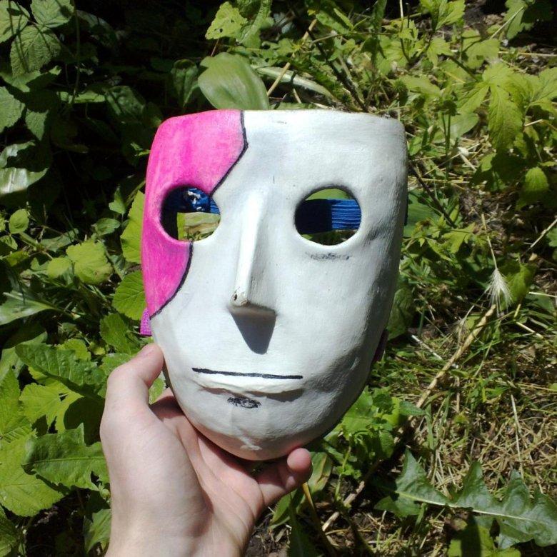 День рождения, маска салли фишера картинки