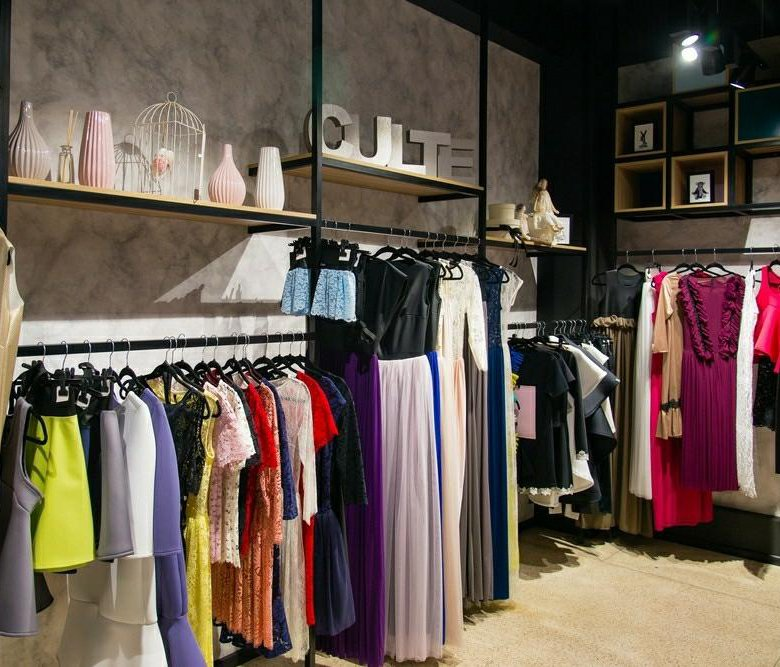 Как красиво оформить магазин женской одежды фото