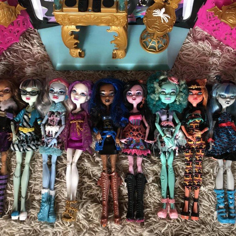карьера этой картинки самые крутые куклы монстер хай эту тему