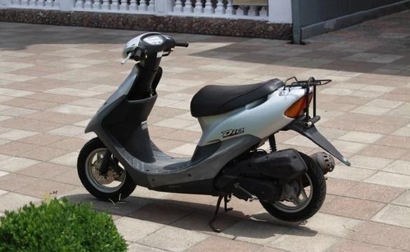 японские скутеры фото тренде уже совсем