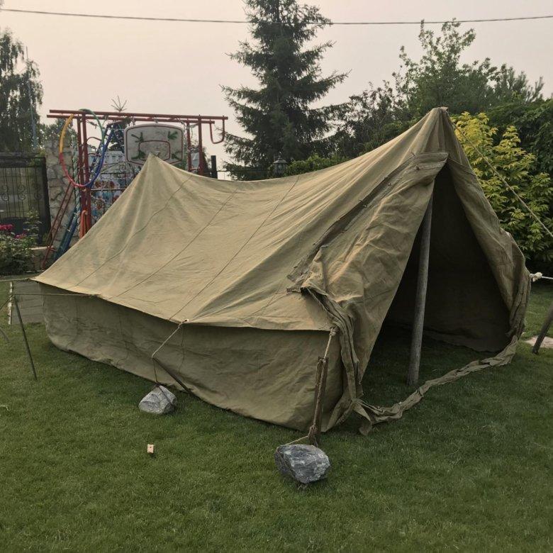 советская палатка картинки