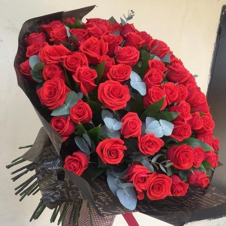101 роза спб дешево 80 см, невесты