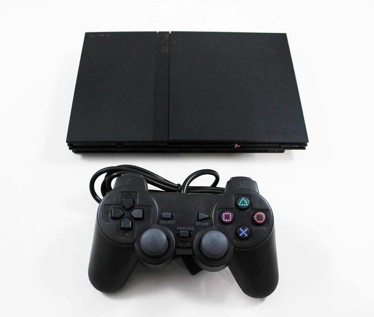 игровая приставка playstation 2 купить