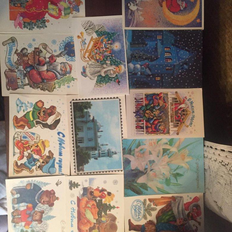 Лицевая, редкие открытки ссср 80-90 годов