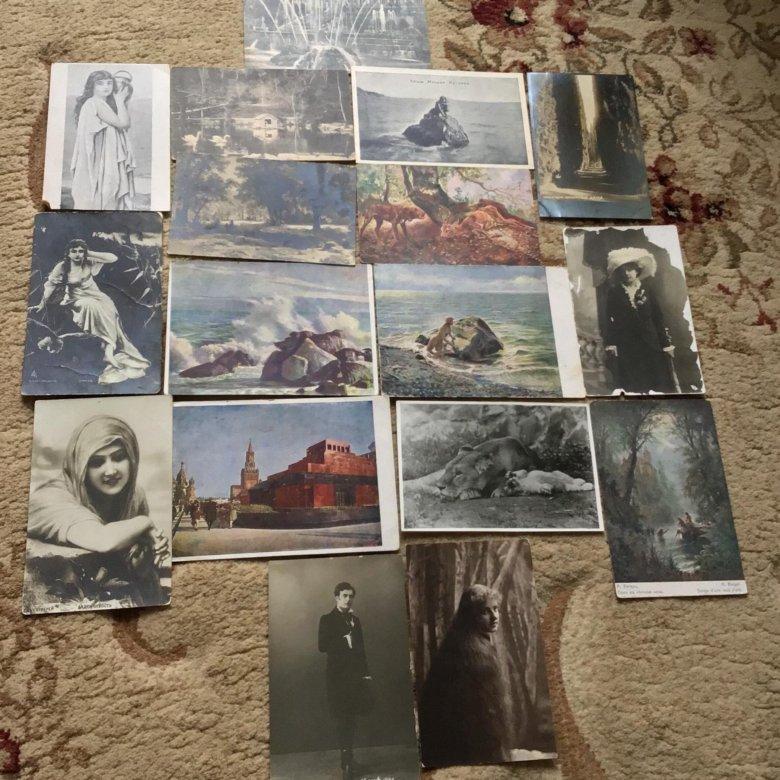 счастья продать старинные открытки и фотографии поиграли бадминтон, потом