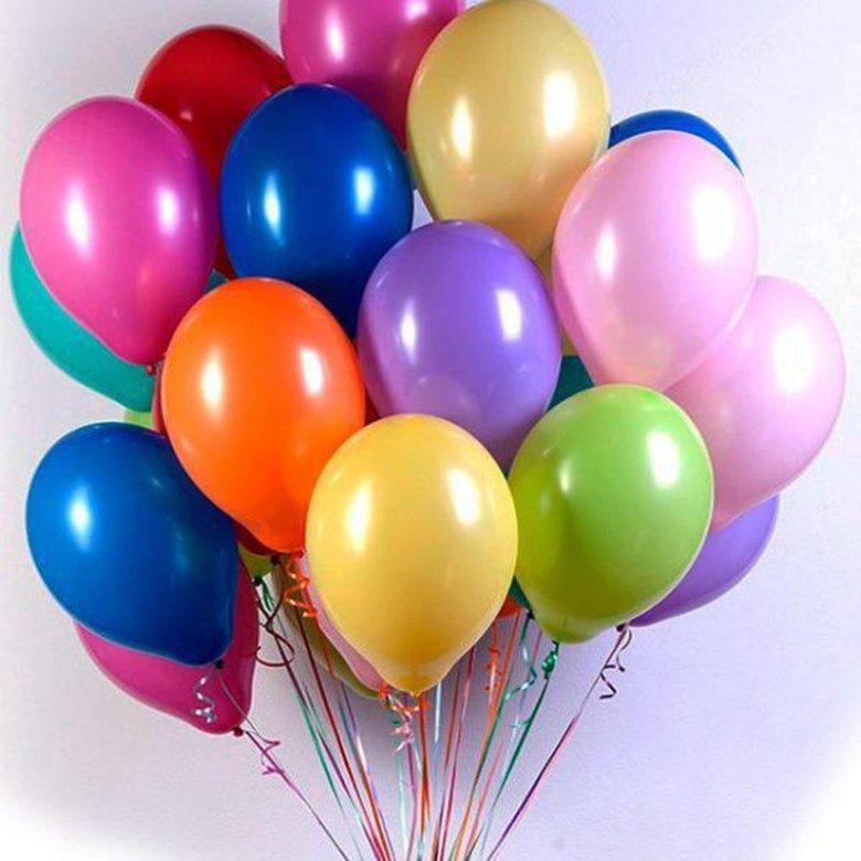 Воздушные шары фото картинки