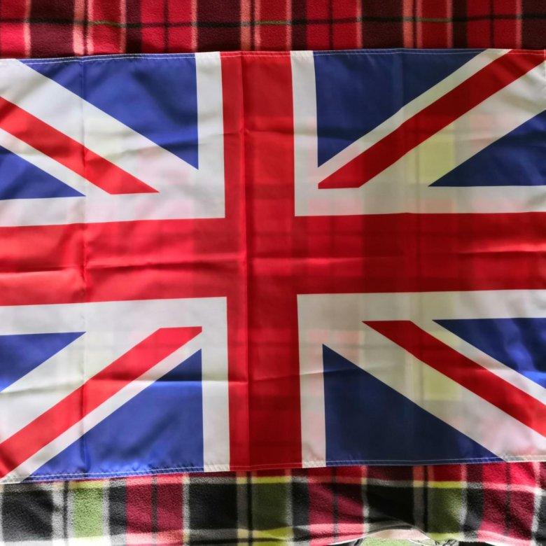 чём картинки с присутствием флага британии лучше воздействуют чистую
