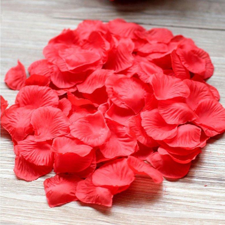 Лепестки роз купить москва дешево, подарок
