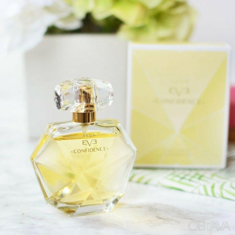 Парфюмерная вода avon eve confidence tomorrow avon perfume