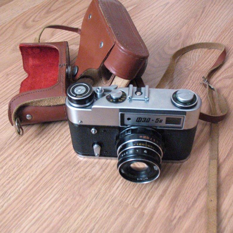 Ремонт пленочного фотоаппарата